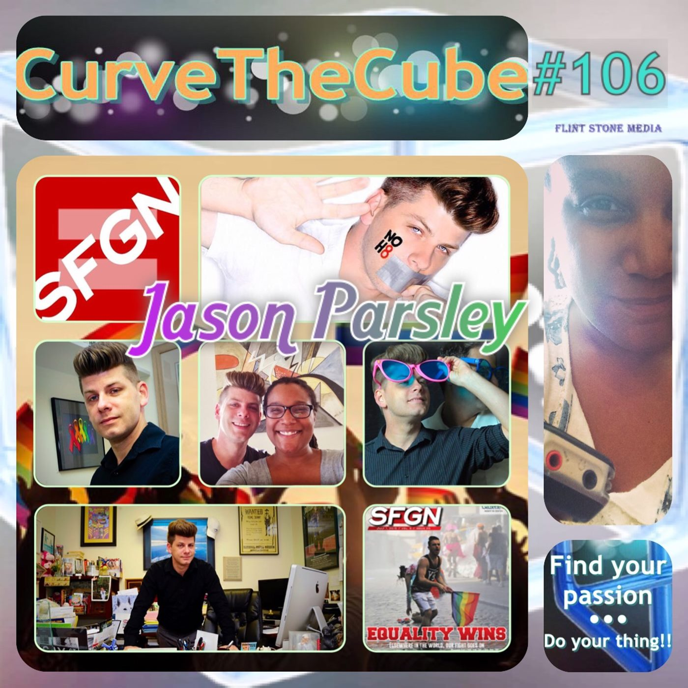 #106 - NEWS and CULTURE - Jason Parsley - 20161125
