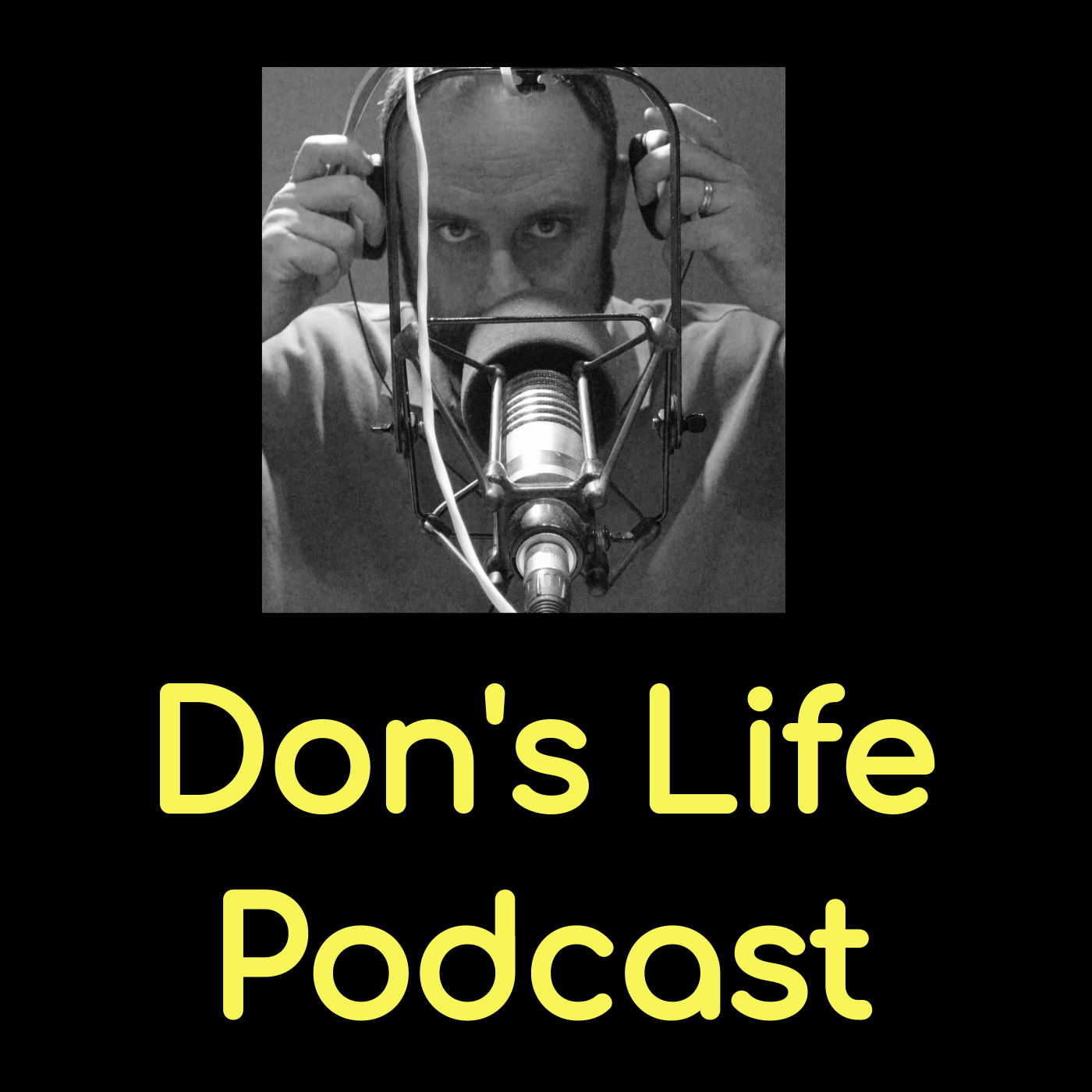 Don's Life Podcast show art
