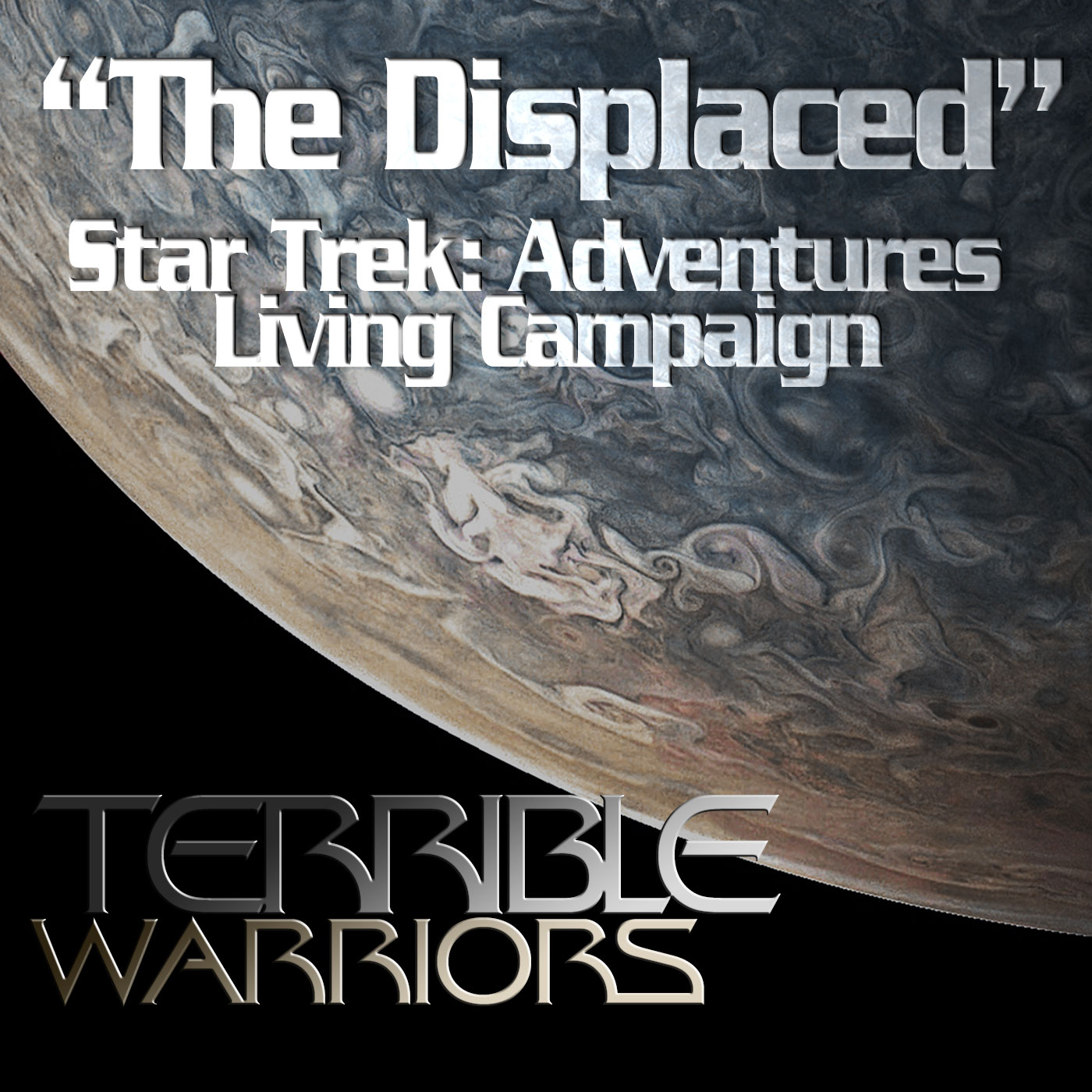 Artwork for Star Trek: Adventures - Living Campaign - The Displaced (Part 2 of 4)