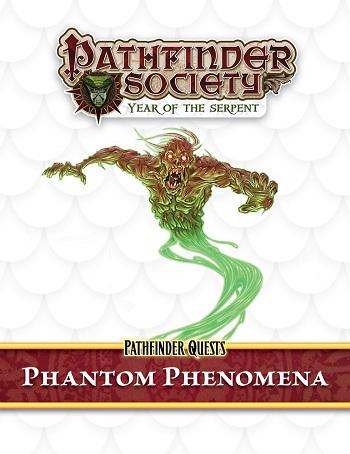 Artwork for 67.1.1: [REPOST] Pathfinder: The Phantom Phenomena