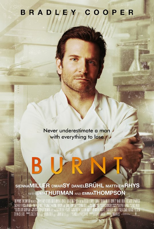 Ep. 188 - Burnt (Big Night vs. The Hundred-Foot Journey)