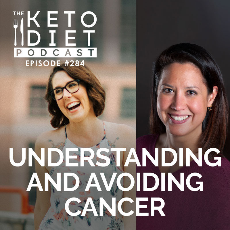 #284 Understanding Cancer with Dr. Melina Roberts