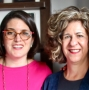 Artwork for 34: Dina Siegel Vann & Stephanie Guiloff, Being and Building Bridges