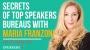 Artwork for SL002: Secrets Of Top Speaker Bureaus with Maria Franzoni