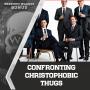 Artwork for #DOUGCAST Confronting Christophobic Thugs