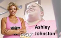 Biggest Loser Ashley Johnston