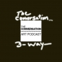 Artwork for Ep.#72: The Conversation 3-Way, Episode 3: Art & Therapy, with Julian Hoeber and Jen Collins
