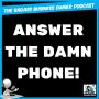 Artwork for Answer the Damn Phone!