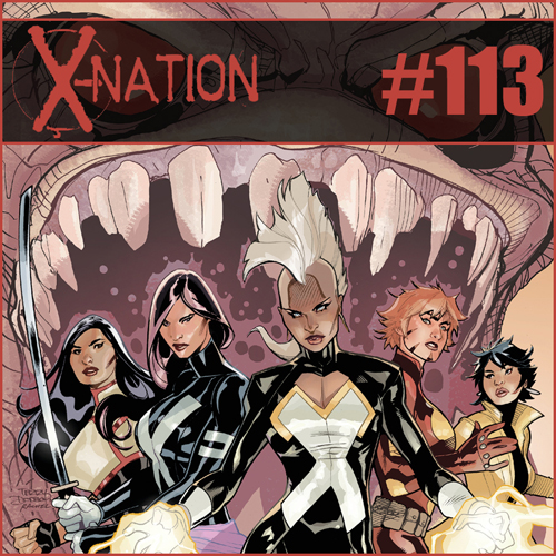 Cultural Wormhole Presents: X-Nation Episode 113