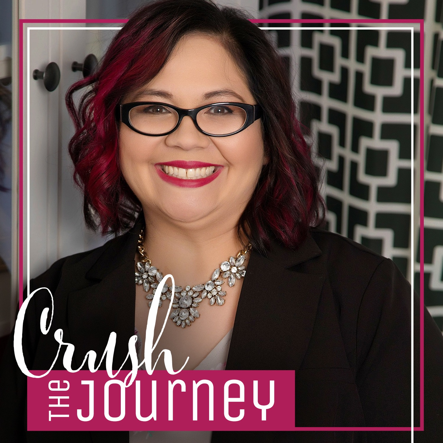 Crush The Journey Podcast show art