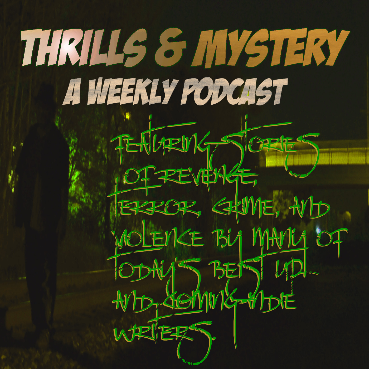 thrillsandmystery's podcast show art