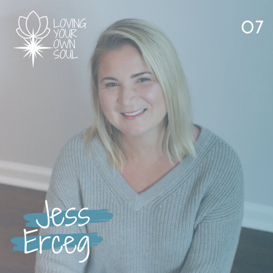 The Journey to Living A Balanced, Non-Tox Life Through A Reflection on The Many Faces That Health Can Wear with Jess Erceg