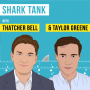 Artwork for Shark Tank with Thatcher Bell and Taylor Greene - [Invest Like the Best, EP.83]