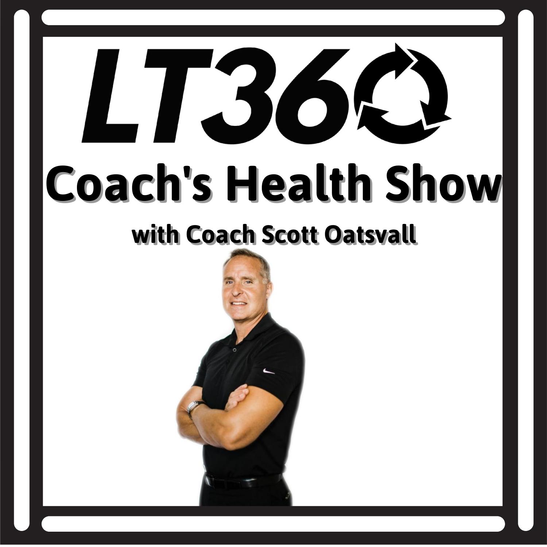 LT360 Coach's Health Show show art