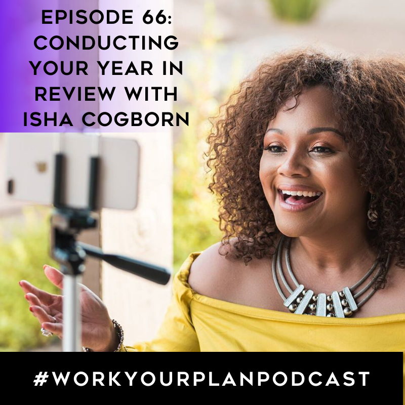 Isha Cogborn Year in Review