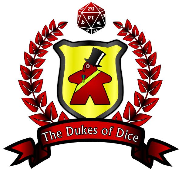 Dukes of Dice show art