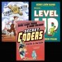 Artwork for Young Readers: Reviews of Compass South, Secret Coders: Paths and Portals, and Level Up