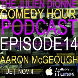 14- Aaron McGeough