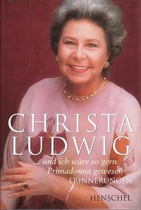A Tribute to the Great Christa Ludwig