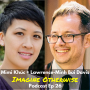 Artwork for Mimi Khúc and Lawrence-Minh Bùi Davis on Asian American Mental Health Activism