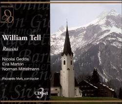 William Tell with Nicolai Gedda