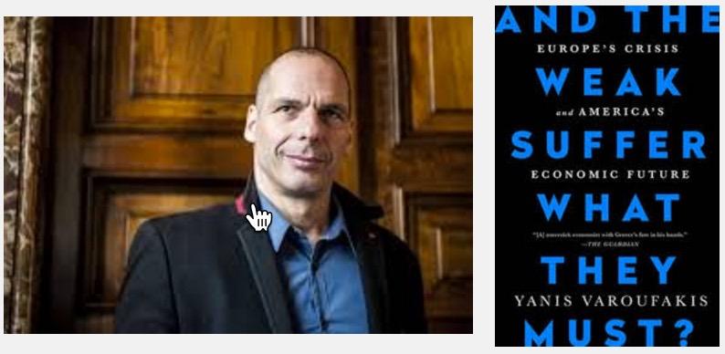 Yanis Varoufakis, Former Greek Minister of Finance, on The US, Bretton Woods & Europe