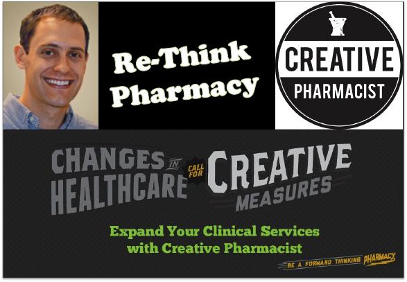 Pharmacy Podcast Episode 196 ReThink Pharmacy with David Pope