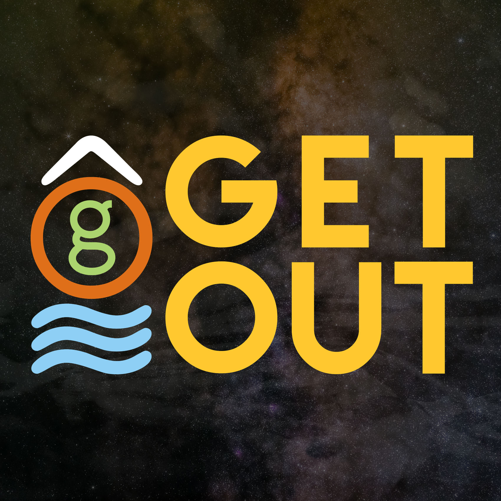 Get Out show art