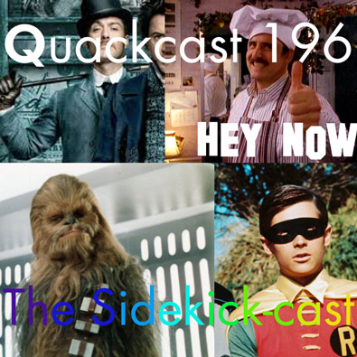 Episode 196 - The Sidekick-cast