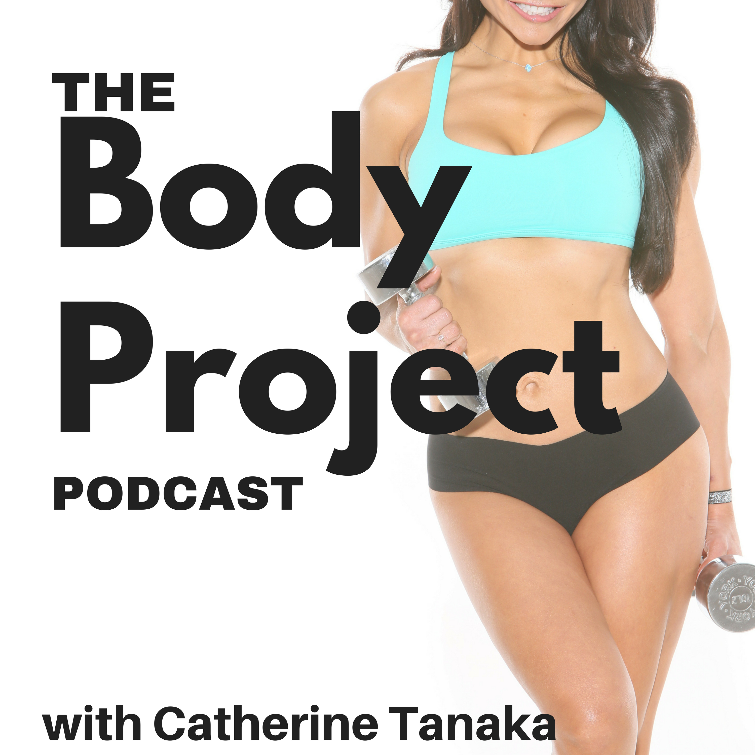 The Body Project Podcast show art
