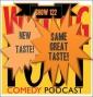 Artwork for EP122-New Taste! Same Great Taste!