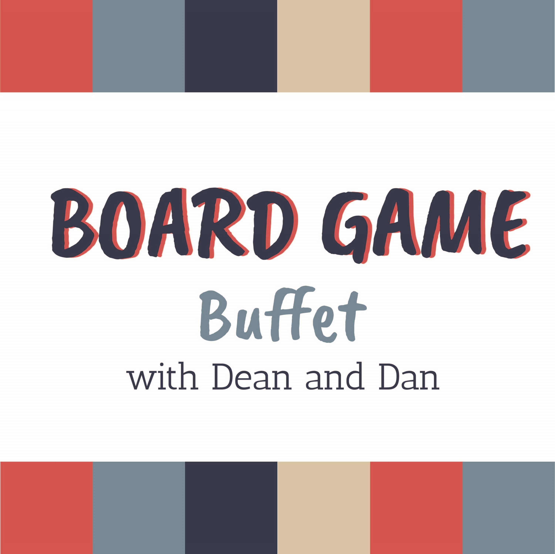 Artwork for Board Game Buffet Episode 1 Terraforming Mars