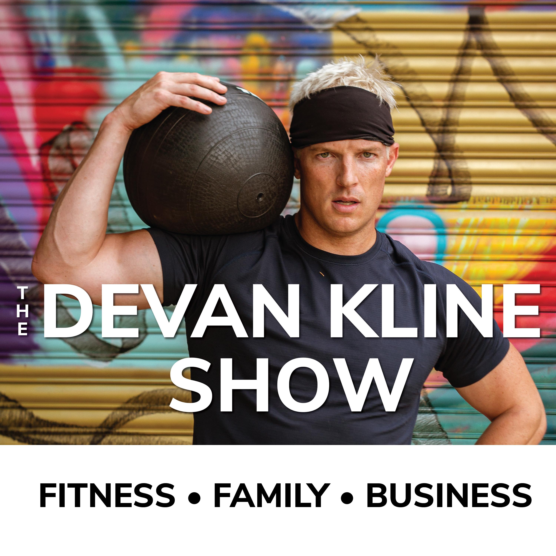 The Devan Kline Show show art