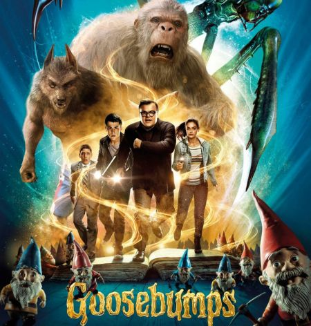 Episode 119 - Goosebumps In Car Movie Review with Wayne and Laurie