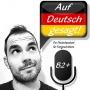 Artwork for Episode 45: Spielend Deutsch lernen auf Clubhouse