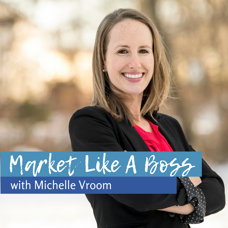 Market Like a Boss show art