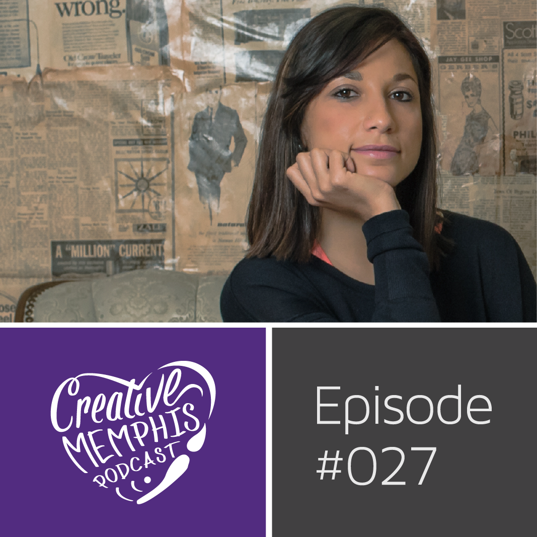 Episode #027: Leni Stoeva | Creative Placemaker