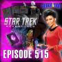 Artwork for 515 - Headquarters, Headcanon, and Hallmark | Priority One: A Roddenberry Star Trek Podcast