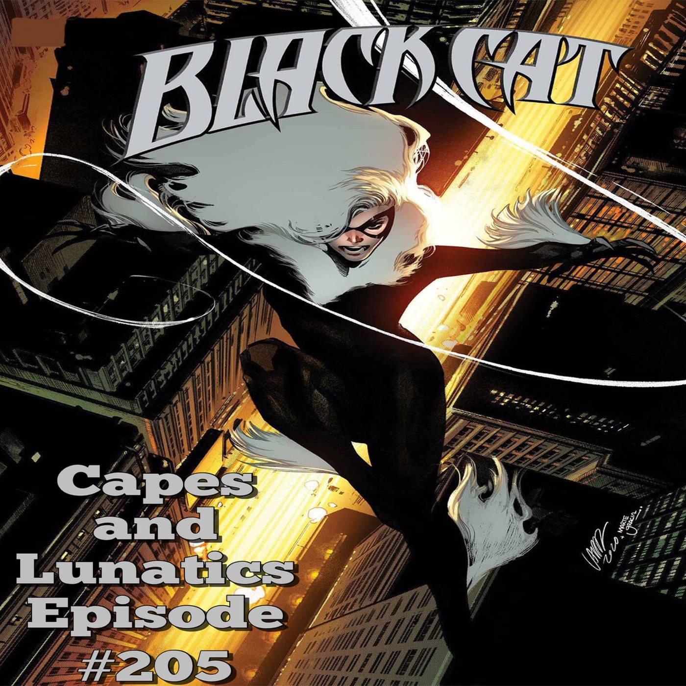 Guardians of the Galaxy #13, Black Cat #5