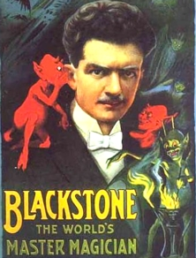 109-120618 In the Old-Time Radio Corner - Blackstone, the Magic Detective