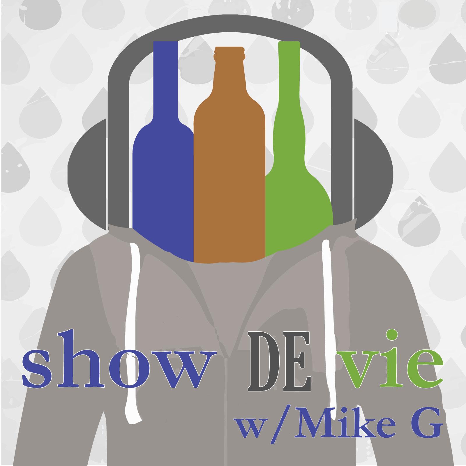 Show de Vie Podcast w/Mike G show art
