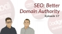 Artwork for Dodgeball Marketing Podcast #17: How to Get Better Domain Authority for SEO
