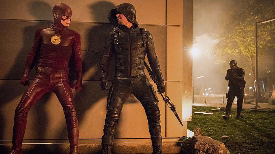 Episode 413: The Flash - S3E8 - Invasion!