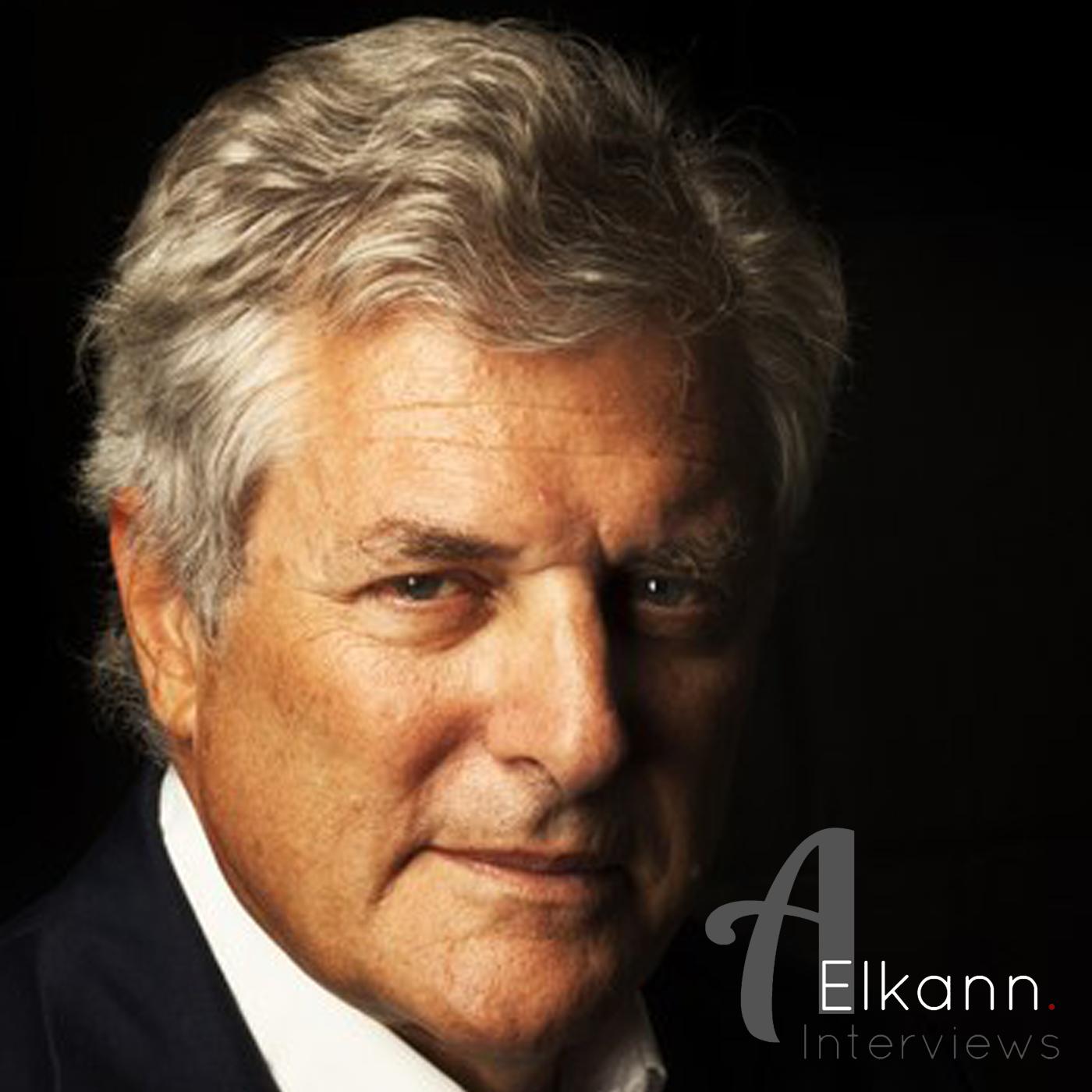 Alain Elkann Interviews show art