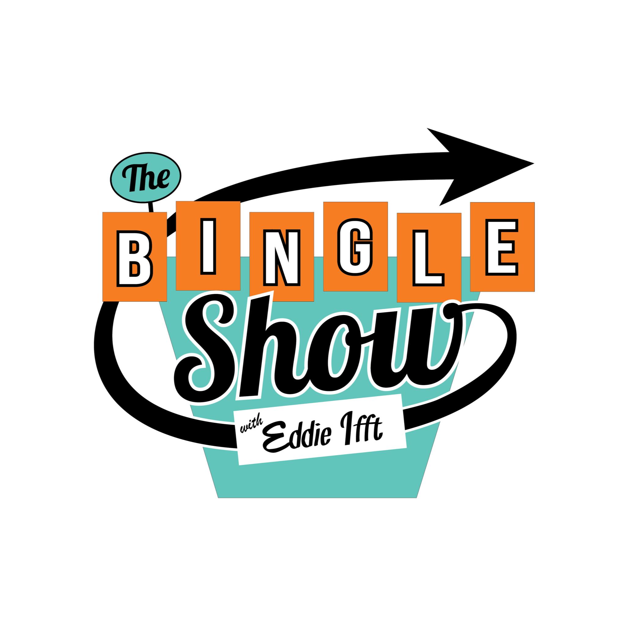 The Bingle Show show art