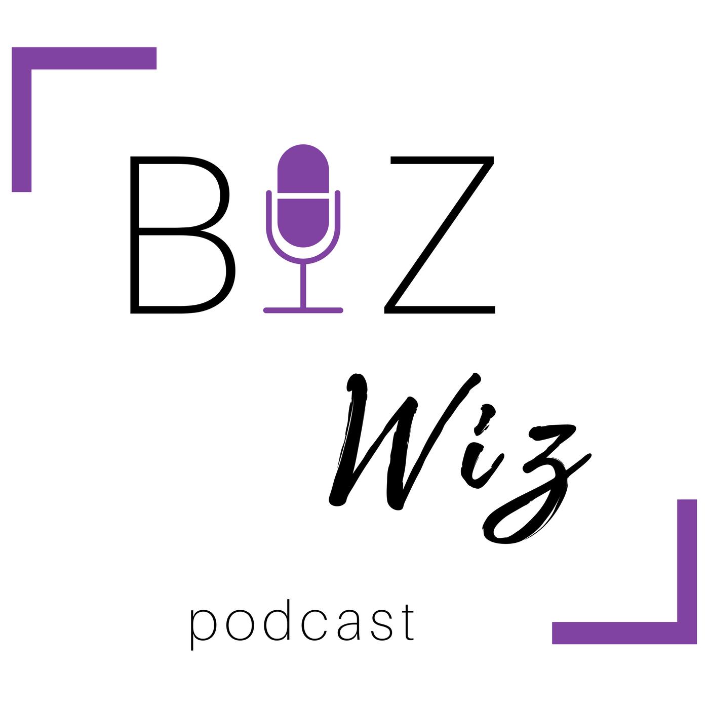 BizWiz Podcast show art