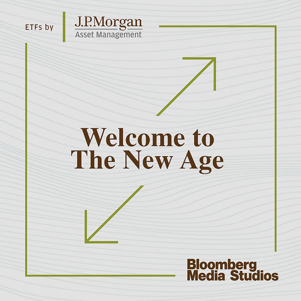 Artwork for Tom Lydon Featured on Trillions Podcast 'Welcome to the New Age'