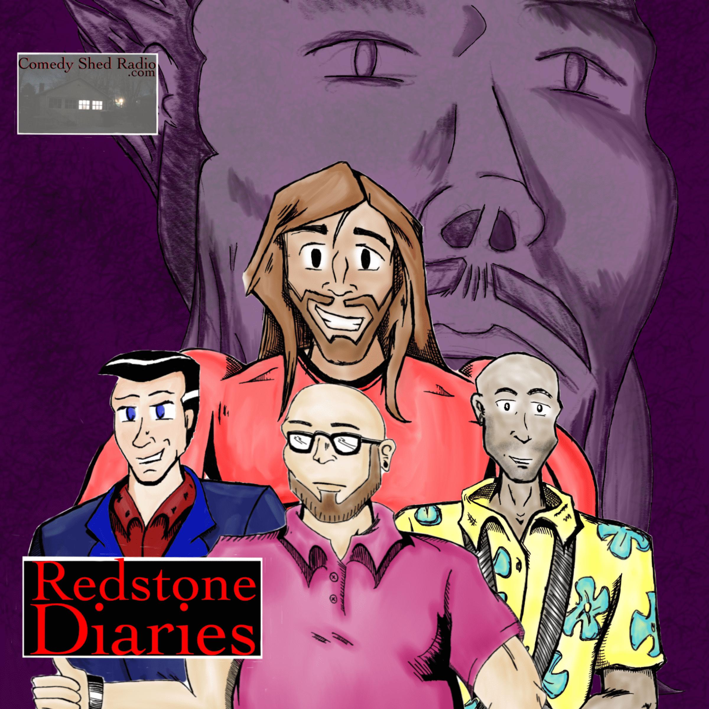 Redstone Diaries's Podcast show art