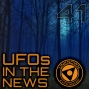 Artwork for UFOs in the News