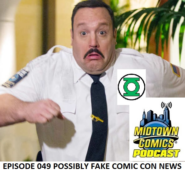 Episode 049 Possibly Fake San Diego Comic Con News